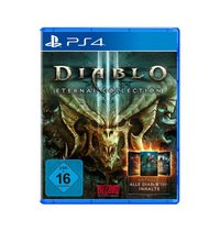 Hier klicken, um das Cover von DIABLO III: ETERNAL COLLECTION (PS4) zu vergrößern