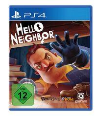 Hier klicken, um das Cover von Hello Neighbor (PS4) zu vergrößern