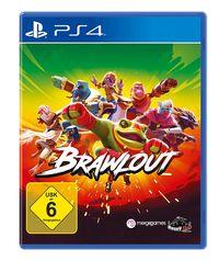 Hier klicken, um das Cover von Brawlout (PS4) zu vergrößern