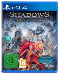 Hier klicken, um das Cover von Shadows Awakening (PS4) zu vergrößern