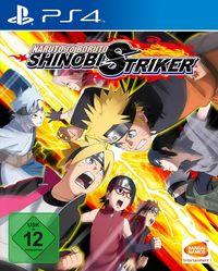 Hier klicken, um das Cover von Naruto to Boruto: Shinobi Striker (PS4) zu vergrößern
