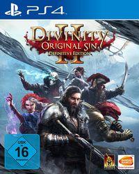 Hier klicken, um das Cover von Divinity: Original Sin 2 (Definitive Edition)  (PS4) zu vergrößern