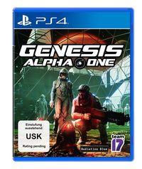 Hier klicken, um das Cover von Genesis Alpha One (PS4) zu vergrößern