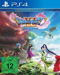 Hier klicken, um das Cover von Dragon Quest XI: Streiter des Schicksals Edition des Lichts (PS4) zu vergrößern