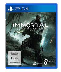Hier klicken, um das Cover von Immortal: Unchained (PS4) zu vergrößern
