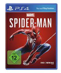 Hier klicken, um das Cover von Marvel's Spider-Man (PS4) zu vergrößern