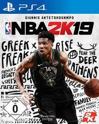 Hier klicken, um das Cover von NBA 2K19 (PS4) zu vergrößern