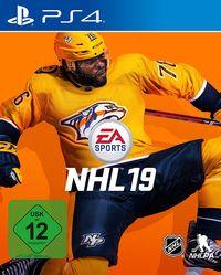 Hier klicken, um das Cover von NHL 19 (PS4) zu vergrößern