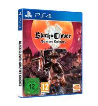 Hier klicken, um das Cover von Black Clover - Quartet Knights (PS4) zu vergrößern