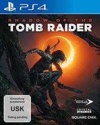 Hier klicken, um das Cover von Shadow of the Tomb Raider (PS4) zu vergrößern