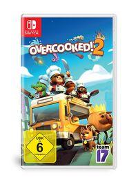 Hier klicken, um das Cover von Overcooked! 2 (Switch) zu vergrößern