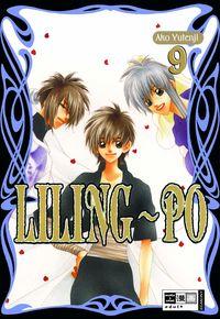 Hier klicken, um das Cover von Liling-Po 9 zu vergrößern