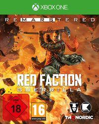 Hier klicken, um das Cover von Red Faction Guerrilla Re-Mars-tered (PS4) zu vergrößern