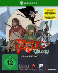 Hier klicken, um das Cover von The Banner Saga Trilogy (Xbox One) zu vergrößern