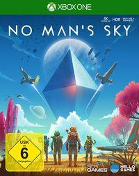 Hier klicken, um das Cover von No Man's Sky (Xbox One) zu vergrößern