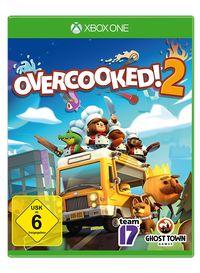 Hier klicken, um das Cover von Overcooked! 2 (Xbox One) zu vergrößern