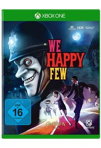 Hier klicken, um das Cover von We Happy Few zu vergrößern