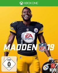 Hier klicken, um das Cover von Madden NFL 19 (XBox One) zu vergrößern