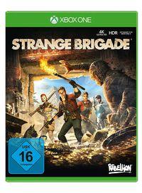 Hier klicken, um das Cover von Strange Brigade (Xbox One) zu vergrößern