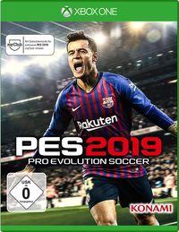 Hier klicken, um das Cover von PES 2019 (Xbox One) zu vergrößern