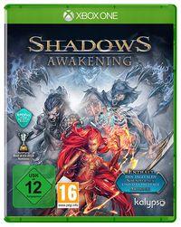 Hier klicken, um das Cover von Shadows Awakening (Xbox One) zu vergrößern