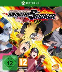 Hier klicken, um das Cover von Naruto to Boruto: Shinobi Striker (XBox One) zu vergrößern