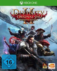 Hier klicken, um das Cover von Divinity: Original Sin 2 (Definitive Edition) (Xbox One) zu vergrößern