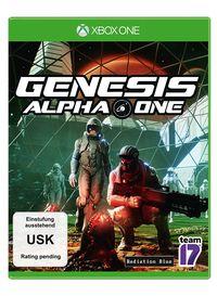 Hier klicken, um das Cover von Genesis Alpha One (Xbox One) zu vergrößern