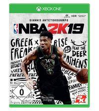 Hier klicken, um das Cover von NBA 2K19 (Xbox One) zu vergrößern
