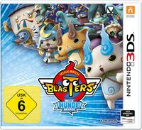 Hier klicken, um das Cover von YOKAI-WATCH BLASTERS Weiss~e-Hunde-Brigade (3DS) zu vergrößern
