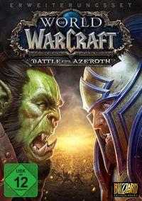 Hier klicken, um das Cover von World of Warcraft: Battle of Azeroth (PC) zu vergrößern