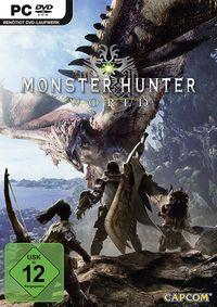 Hier klicken, um das Cover von Monster Hunter World (PC) zu vergrößern