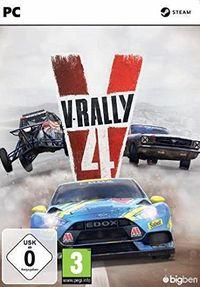 Hier klicken, um das Cover von V-Rally 4 (PC) zu vergrößern