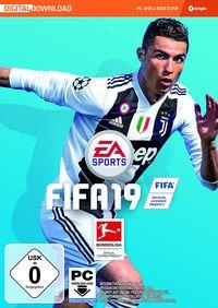 Hier klicken, um das Cover von FIFA 19 (PC) zu vergrößern