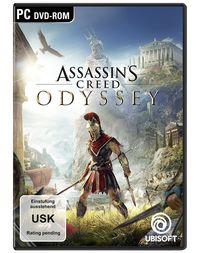 Hier klicken, um das Cover von Assassin's Creed Odyssey (PC) zu vergrößern