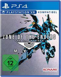 Hier klicken, um das Cover von Zone of the Enders: The 2nd RUNNER - M∀RS (PS4) zu vergrößern