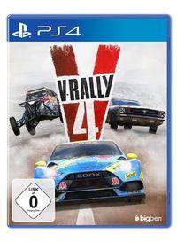 Hier klicken, um das Cover von V-Rally 4 (PS4) zu vergrößern