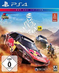 Hier klicken, um das Cover von Dakar 18 (PS4) zu vergrößern