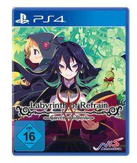 Hier klicken, um das Cover von Labyrinth of Refrain - Coven of Dusk (PS4) zu vergrößern