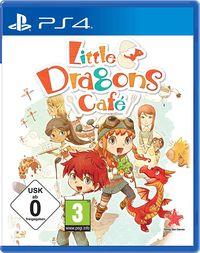 Hier klicken, um das Cover von Little Dragons Cafe (PS4) zu vergrößern