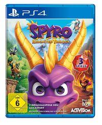 Hier klicken, um das Cover von Spyro Reignited Trilogy (PS4) zu vergrößern