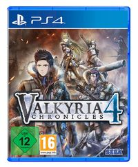 Hier klicken, um das Cover von Valkyria Chronicles 4 (PS4) zu vergrößern