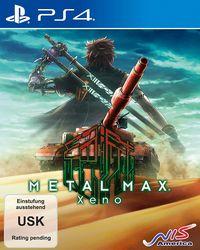 Hier klicken, um das Cover von Metal Max Xeno (PS4) zu vergrößern