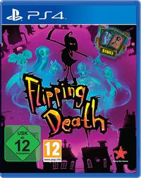Hier klicken, um das Cover von Flipping Death (PS4) zu vergrößern
