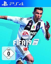 Hier klicken, um das Cover von FIFA 19 (PS4) zu vergrößern