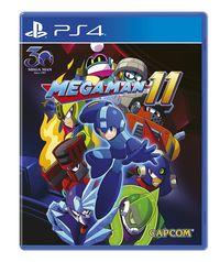 Hier klicken, um das Cover von Mega Man 11 zu vergrößern