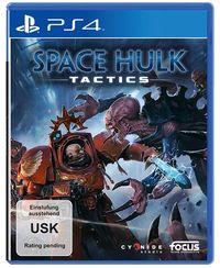 Hier klicken, um das Cover von Space Hulk: Tactics (PS4) zu vergrößern