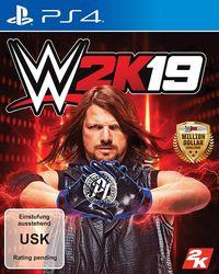 Hier klicken, um das Cover von WWE 2K19 (PS4) zu vergrößern