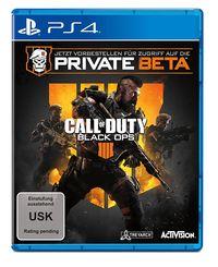Hier klicken, um das Cover von Call of Duty Black Ops 4 (Ps4) zu vergrößern