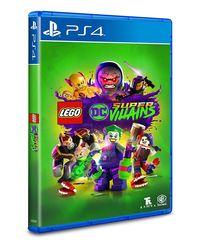 Hier klicken, um das Cover von LEGO - DC Super-Villians (PS4) zu vergrößern